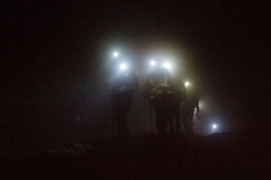 The Glen of Imaal Mountain Rescue Team's Moon Light Challenge