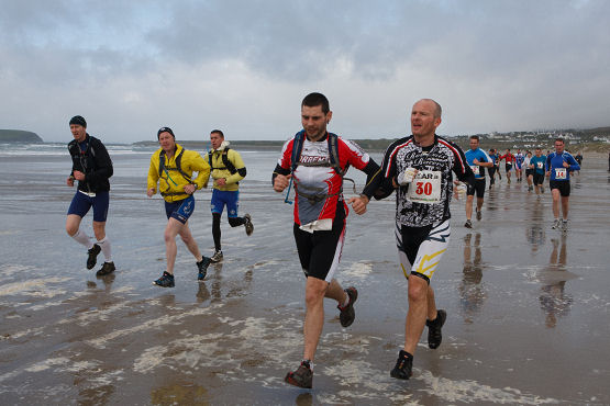 The Achill ROAR adventure race 2011