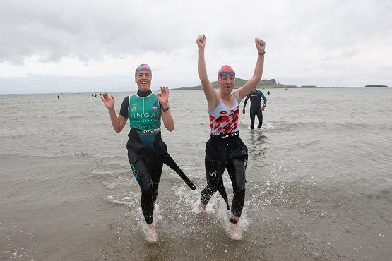 The Howth Challenge Triathlon - July 2011