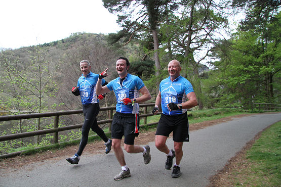The Wicklow adventure race, Glendalough - April 2011