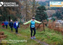 Gallery 03 – The 10Km Runners on the first down hill