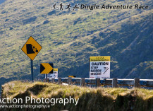 Expert Cyclists near the Conor Pass: Part 1