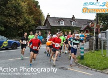 Start and Glasson village 10.30-11.17am Camera 2