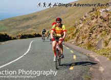 Expert Cyclists near the Conor Pass: Part 2
