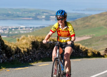 Expert Cyclists near the Conor Pass: Part 3